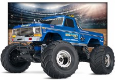 Traxxas 1/10 BIGFOOT Classic Monster Truck Ready to Run