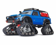 Traxxas TRX-4 1/10 Scale Trail Rocker Crawler with All-Terrain Traxx System (Blue)