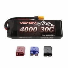 30C 2S 4000mAh 7.4V Rock Crawl