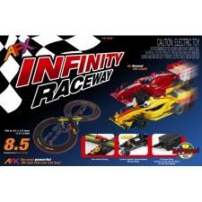 AFX Infinity Raceway Slot Car Set