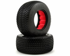 AKA Enduro Short Course Tire - Soft with Red Insert