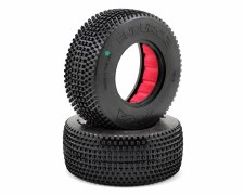 AKA Enduro 2 Short Course Tire - Super Soft with Red Insert