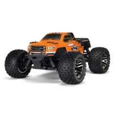 ARRMA Granite 4x4 3S BLX 1/10 Brushless Monster Truck Ready to Run (Orange/Black)