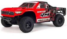 ARRMA Senton Mega 1/10 4x4 Short Course Truck Ready to Run (Red/Black)