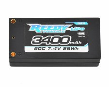 Reedy 3400mAh 2S 7.4V 50C LiPo