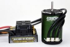 Sidewinder 4 Waterproof Sensor
