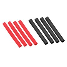 "Dubro 1/8"" Heat Shrink Tubing Set (8)"