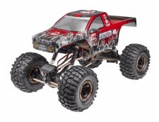 RedCat Racing 1/10 Everest Competition Rock Crawler Ready to Run - Red