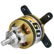 Great Planes Rimfire .32 42-50-800 Brushless Outrunner Motor