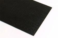 Carbon Fiber Woven Sheet .08x7