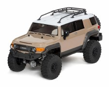 HPI Venture FJ Cruiser RTR 4WD Scale Rock Crawler (Tan)