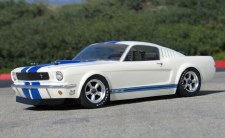 HPI 1/10 1965 Ford Shelby GT350 Body 200mm (Clear)
