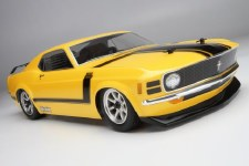 HPI 1970 Ford Mustang Boss 302 Body 200mm (Clear)