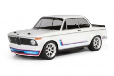 HPI 2002 BMW Turbo Body (225mm WB) (Clear)