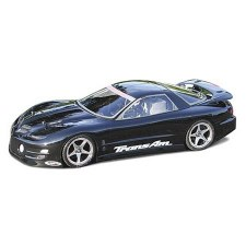 HPI Pontiac Firebird 1/10 Scale Touring Car Body (200mm) (Clear)