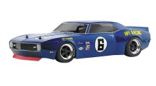 HPI 1968 Chevrolet Camaro Body 200mm (Clear)