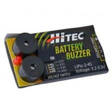 Hitec Low Volate Battery Buzzer Alarm