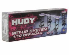 Hudy Ultimate Exlusive Set-Up Systems for 1/10 Off-Road Vehicles