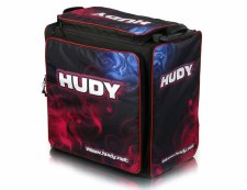 Hudy Exclusive Edition 1/8 Off-Road Carrying Bag with Tool Compartment