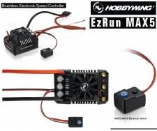 EzRun Max5 V3 ESC