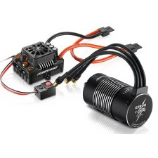 MAX8 ESC, w/ EzRun Motor, TRX