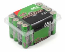 Interstate AA Alkaline Batteries (24)
