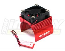 BL Motor Htsnk/ Fan, 540, Red