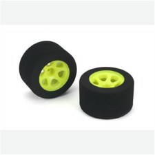 Jaco Eliminator 2.2 Low Pro Mount Foam Rear Tires & Wheels