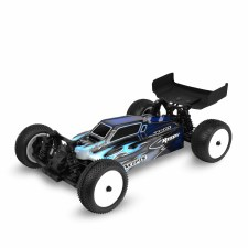 "JConcepts XRAY XB4 ""Finnisher"" Illuzion Body (Clear)"