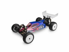 "JConcepts TLR 22-4 ""Silencer"" Body (Clear)"