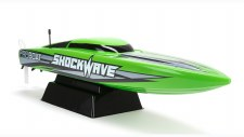 ProBoat Shockwave 26-inch Brushless Boat Ready to Run (Green)