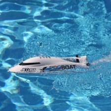 "ProBoat Jet Jam 12"" Pool Racer Ready to Run (White)"