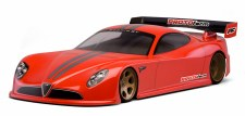 Protoform Sophia GT 1/10 Light Weight Pan Car Body (200mm) (Clear)