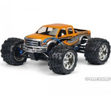 ProLine 2008 Ford F250 Crew Cab Monster Truck Body (Clear)