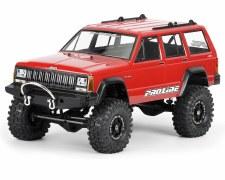 ProLine 1992 Jeep Cherokee 1/10 Crawler Body (Clear)