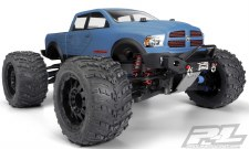 RAM 1500 Clear Body : T-MAXX 3