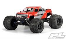 ProLine 2014 Chevy Silverado Monster Truck Body (Clear)