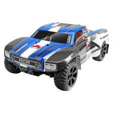 RedCat Racing 1/10 Blackout 4WD Short Course Truck Ready to Run - Blue