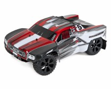 RedCat Racing 1/10 Blackout 4WD Short Course Truck Ready to Run - Red