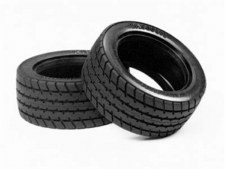 Tamiya M-Chassis 60D Low Grip Radial Tires (2)