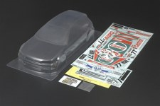 Tamiya Castrol Honda Civic VTi Body Set (Clear)
