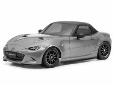 Tamiya M05 Mazda MX-5 Body Set (225mm WB) (Clear)