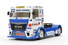 Tamiya 1/14 TT01E Team Hahn Racing MAN TGS On Road Kit