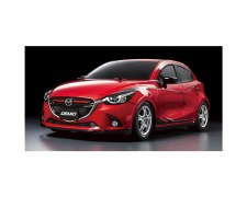 Tamiya 1/10 M-05 FWD Mazda 2 On Road Kit