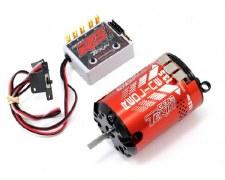 Tekin RS Gen 2 Sensored Brushless ESC with 13.5T Brushless Motor Combo