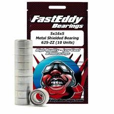 Fast Eddy 5x16x5 Metal Shielde