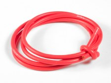 TQ 13 Gauge Wire, Red