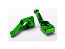 Carriers, stub axle (green-ano