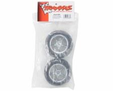 Traxxas Bandit Rear Anaconda 2.2 Tires & Wheels (2)