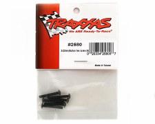 Traxxas M3x20mm Buttonhead Screws (6)